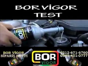 Bor Vigor Test