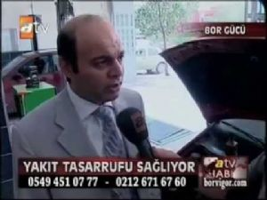 Bor Vigor Atv